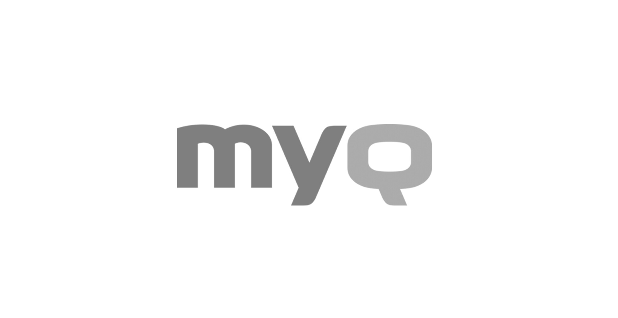 Logo MyQ Print Scan Fleet Management