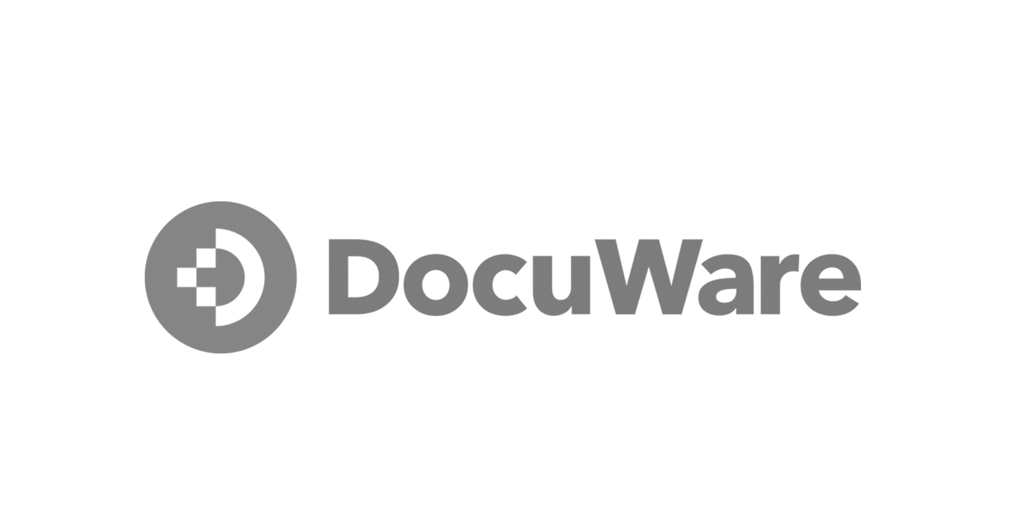 Logo DocuWare Dokumentenmanagement