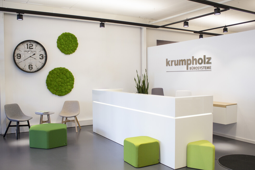 Unternehmen Krumpholz Bürosysteme