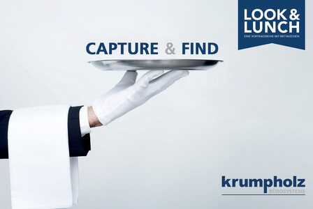 "LOOK & LUNCH ""CAPTURE & FIND"""