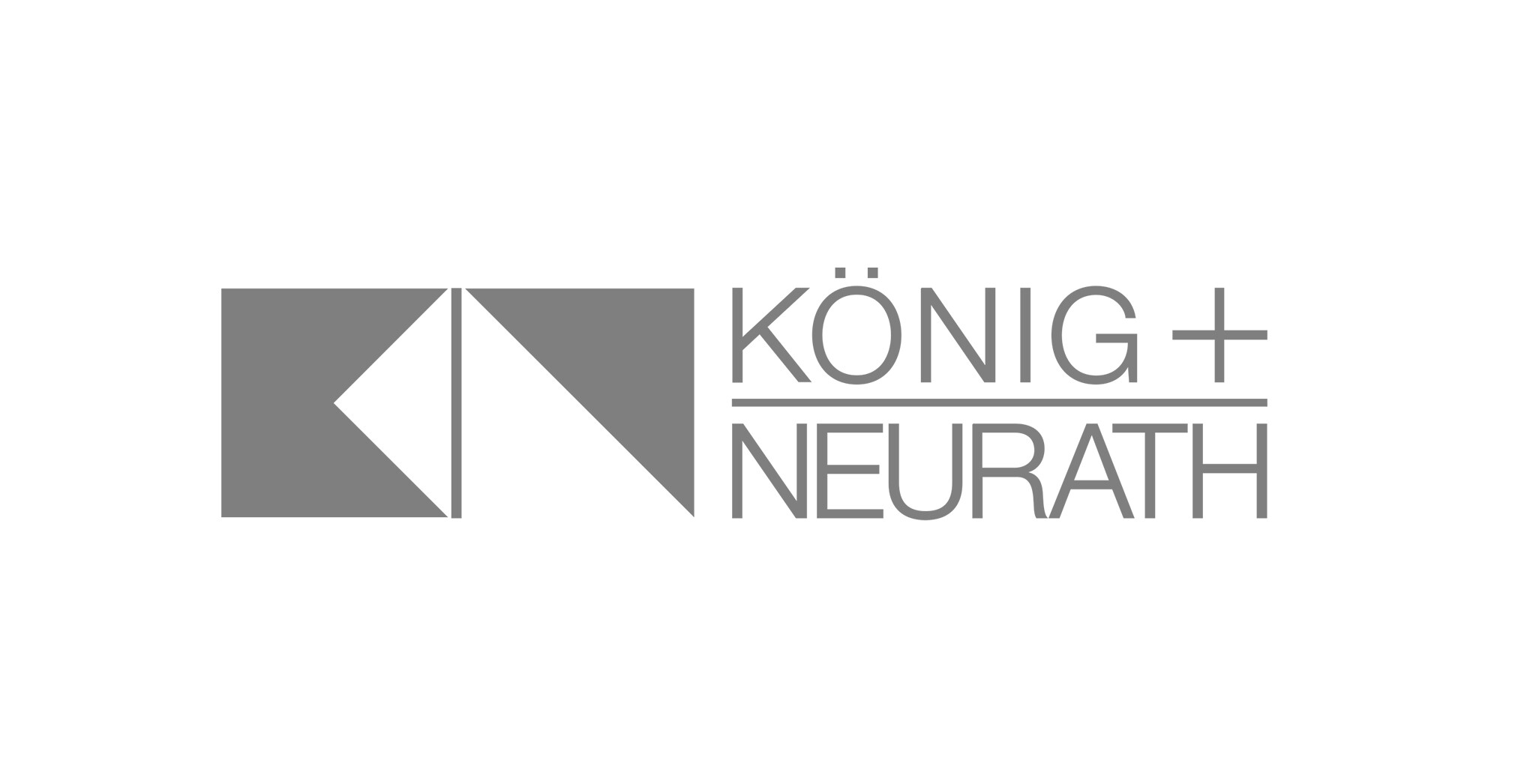 Logo König + Neurath office furniture